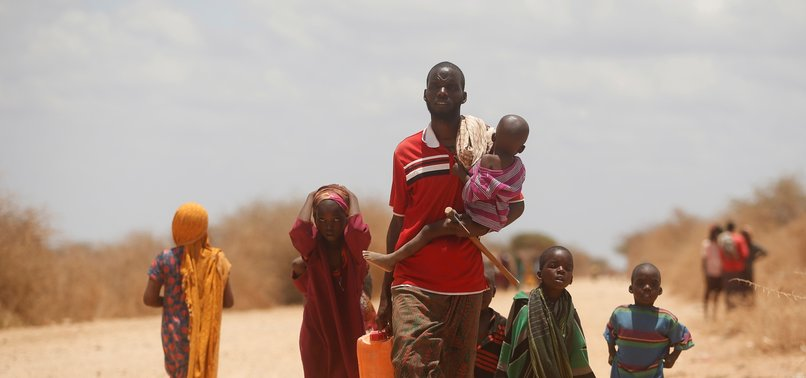 116,000 DISPLACED AMID WORSENING DROUGHT IN SOMALIA