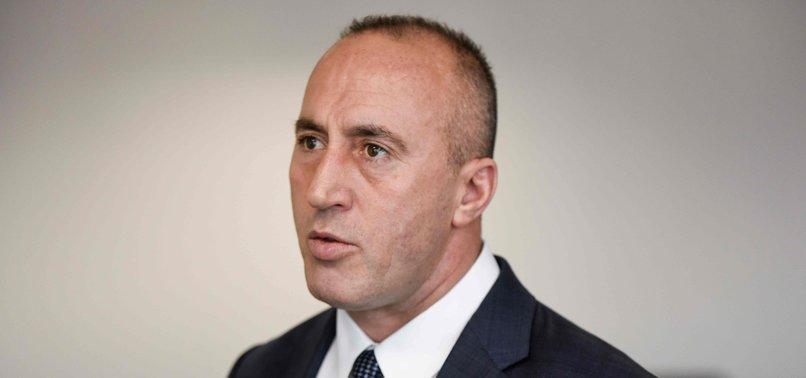 KOSOVO PM RESIGNS FOLLOWING SUMMONS FROM HAGUE WAR COURT