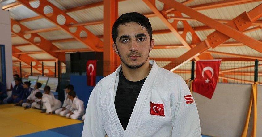 Milli judocu Avrupanın en iyileri arasında
