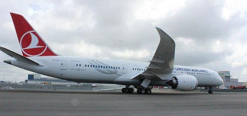BOEING 787 DREAMLINER JOINS TURKISH AIRLINES FLEET