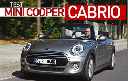 Test - Mini Cooper Cabrio