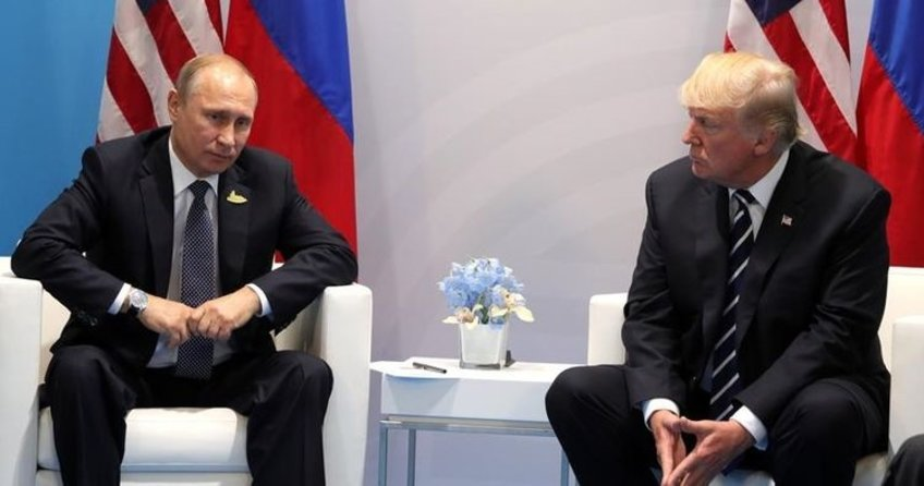 Trump ile Putin neler konuştu?