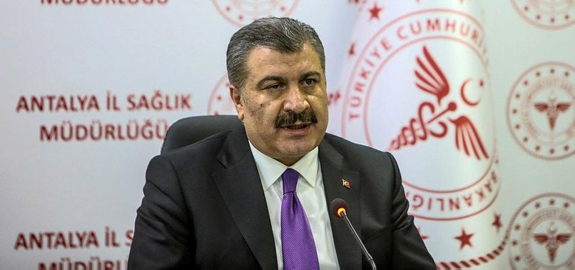 TURKEY TO RECEIVE 1ST SET OF SPUTNIK V IN MAY