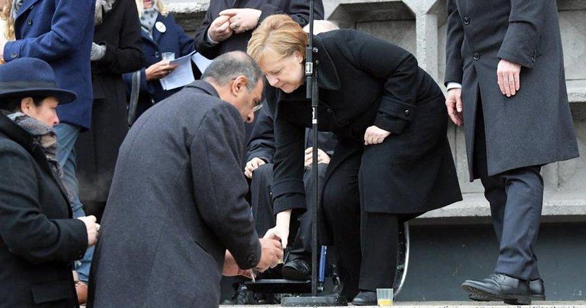 Almanya terör kurbanlarını anıyor