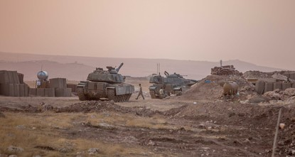 Turkey joined the Mosul operation on the ground as Turkish tanks on Sunday foiled a Daesh suicide attack by destroying explosive-laden vehicles in the Bashiqa region of Northern Iraq, Daily Sabah...
