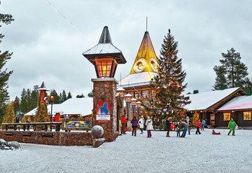 Kuzey Kutbu'nda sıra dışı bir tatil deneyimi Rovaniemi