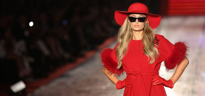 PARIS HILTON PRAISES TURKISH HOSPITALITY AT ANTALYA FASHION SHOW