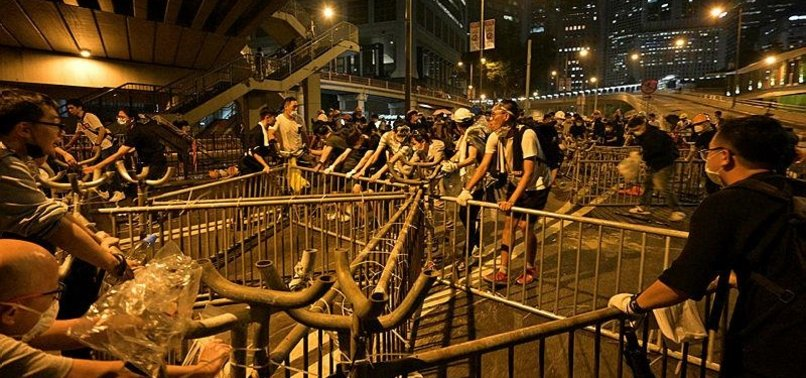 EXTRADITION BILL THREATENS HONG KONGS FREEDOMS: EXPERT