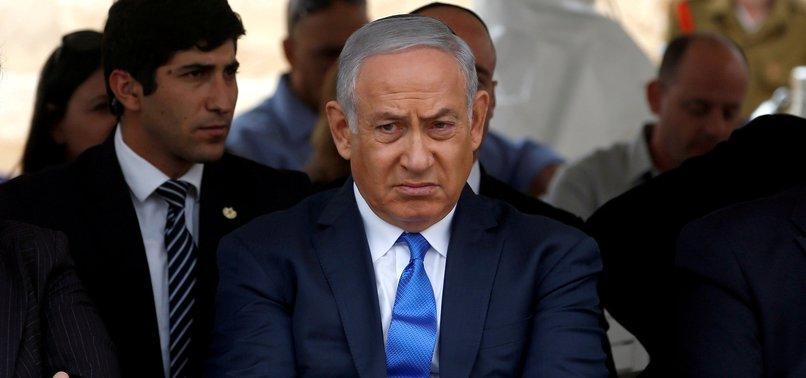 TURKEY SLAMS ISRAELI PM NETANYAHU ON REMARKS AGAINST ERDOĞAN