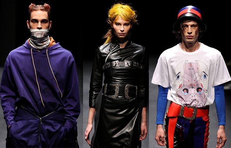GUNTAS bu sezon, Mercedes-Benz Fashion Week Istanbul Sonbahar kapsamında Multi Pass koleksiyonunu tanıttı.