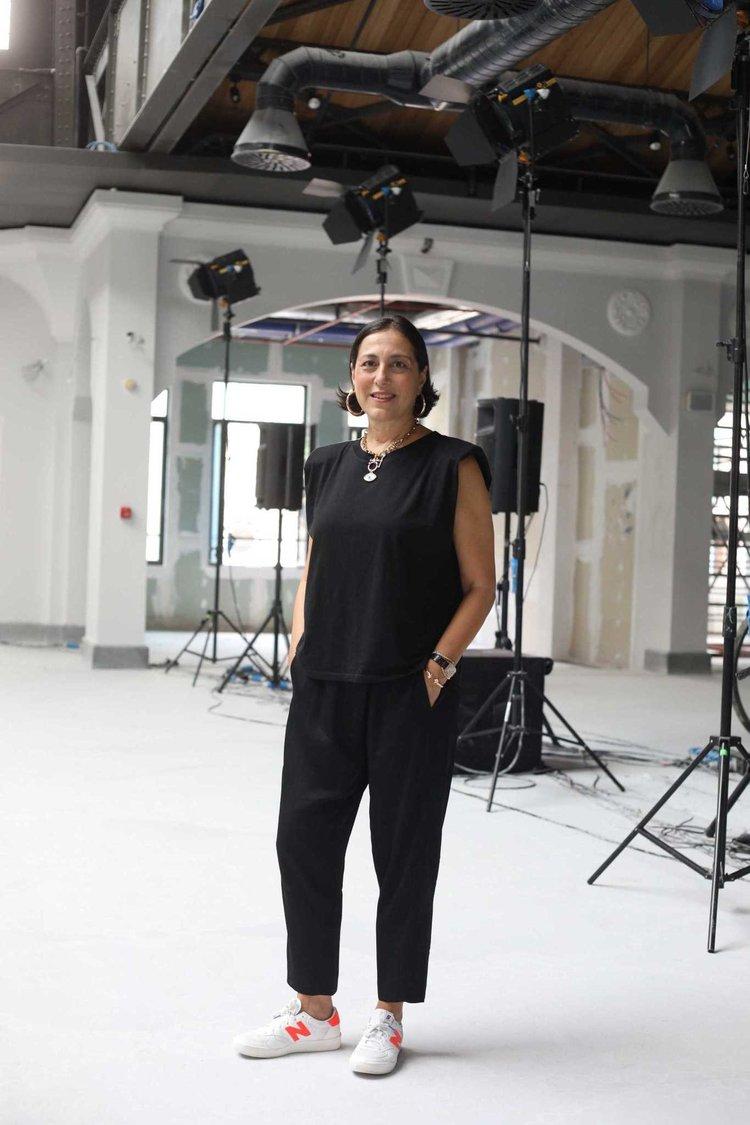 Mehtap Elaidi, Mercedes-Benz Fashion Week Istanbul