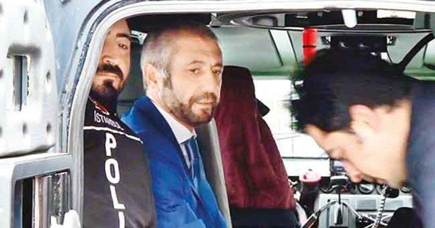 Binbir surat Sedat Şahin cezaevinde