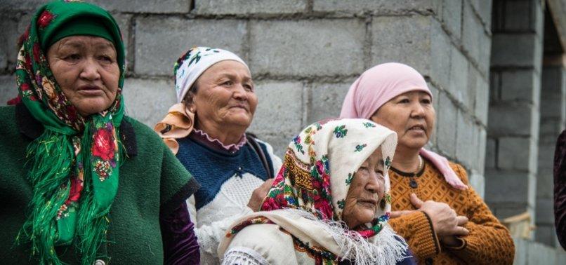 ANKARA MARKS 76TH ANNIVERSARY OF DEPORTATION OF AHISKA TURKS