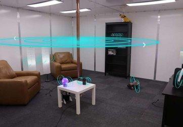 Odadaki tüm cihazları aynı anda kablosuz şarj etmenin yolunu buldular