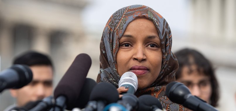 US MUSLIM LAWMAKER TARGET OF BOMB THREAT: REPORT