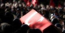 9 Turkish troops martyred by regime strike in Syria's Idlib region