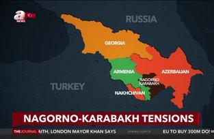 Nagorno-Karabakh history: Armenia occupied Upper Karabakh region in 1991