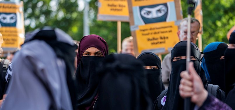 DENMARK CONSIDERS ADDING JAIL TERMS TO VEIL BAN