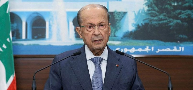 LEBANONS MICHEL AOUN VOWS TO HOLD PEOPLE WHO ARE BEHIND BEIRUT VIOLENCE ACCOUNTABLE