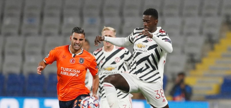 BAŞAKŞEHIR TO FACE MANCHESTER UNITED IN GROUP H GAME