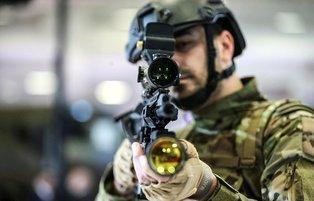 Turkish engineers create Star Wars-inspired steel-penetrating 'superlaser' gun