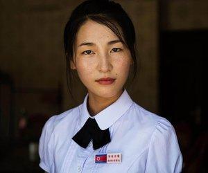 Güzelliğin peşinde Kuzey Kore'ye gitti