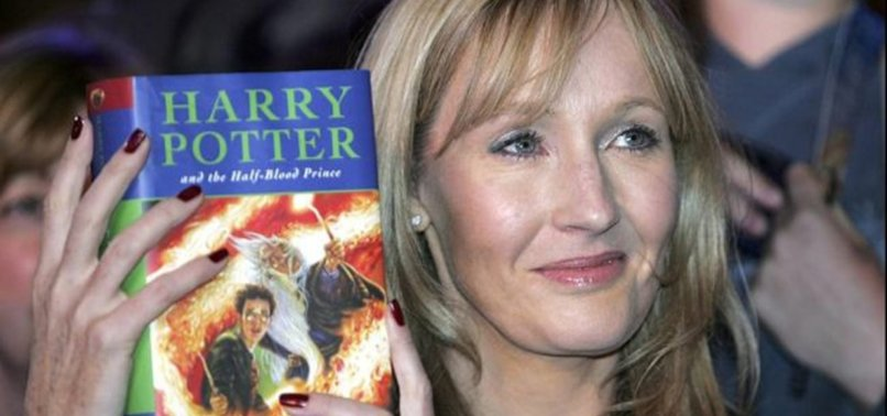 HARRY POTTER AUTHOR JK ROWLING RECOVERED FROM OF COVID-19