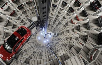 Avrupa otomobil pazarı Mayısta %7.7 artarak küresel ekonomik kriz öncesi seviyelere yaklaştı