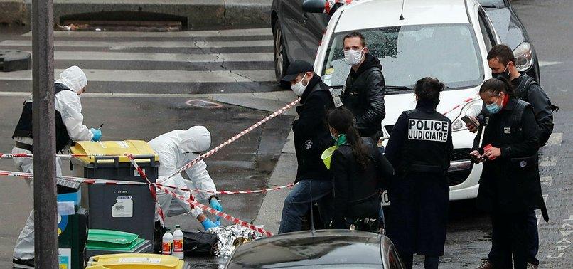 KNIFE ATTACKS IN PARIS: 9 REMAIN IN CUSTODY