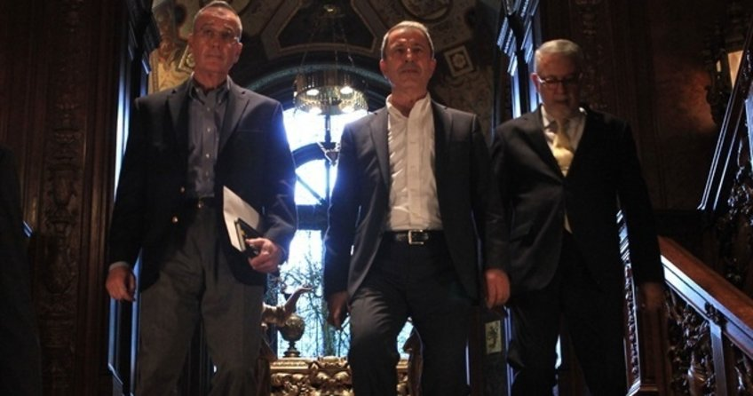 Orgeneral Akar ve Dunford'dan Musul açıklaması
