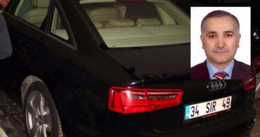 FETÖ'nün TSK imamı Adil Öksüz kendi arabasıyla Ankara'ya gitmiş