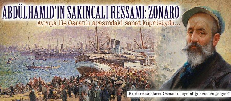 Sultan Abdülhamid'in 'sakıncalı ressam'ı (16OCAK2018  )