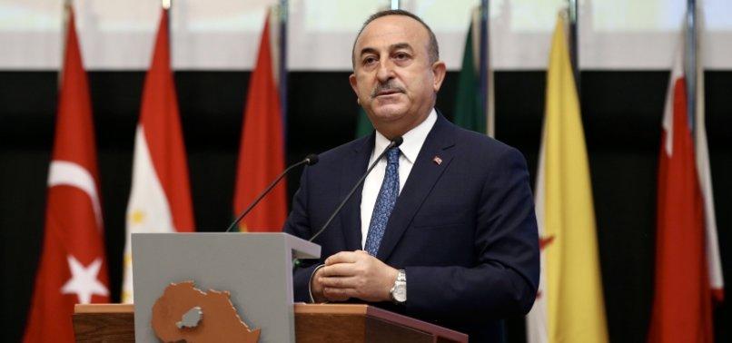 TURKISH FM ÇAVUŞOĞLU WARNS ISLAMOPHOBIA IS ON RISE LIKE NEVER BEFORE
