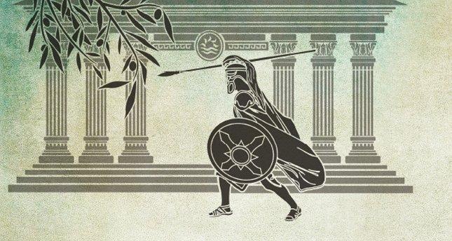 Doğu Roma'da bir germen imparatoru