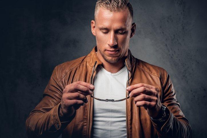 2019 sonbahar modası: Kahverengi deri ceketler