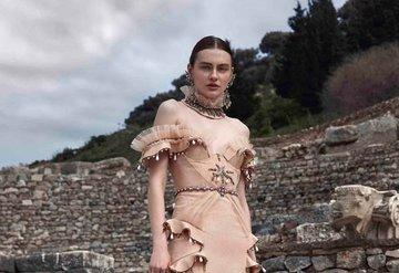 Zeynep Tosun İlkbahar-Yaz 2021 Couture