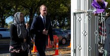 Prince William visits Christchurch mosque