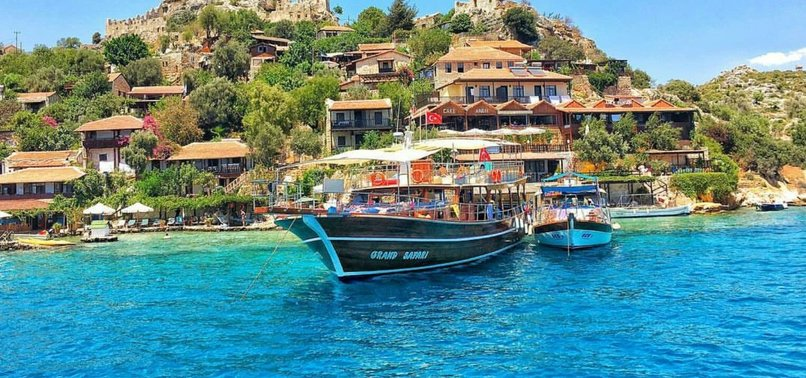 TURKEY ONE OF TOP CHOICES FOR BRITISH HOLIDAYMAKERS IN SUMMER 19