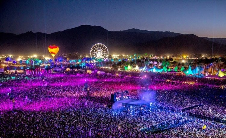 2019 Coachella Müzik ve Sanat Festivali