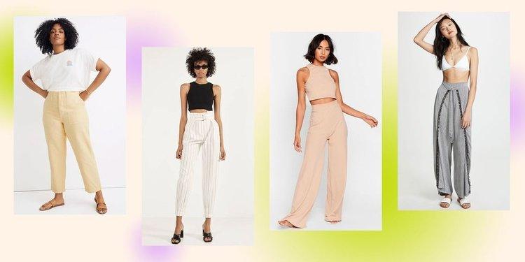 Trend alarmı: Ultra rahat pantolonlar!