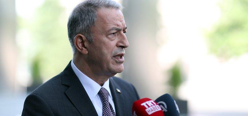 TURKEY, UNITED STATES TALK OVER SAFE ZONE IN NORTHERN REGION OF WAR-TORN SYRIA