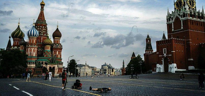 RUSSIAS CORONAVIRUS CASE TALLY RISES TO MORE THAN 423,000