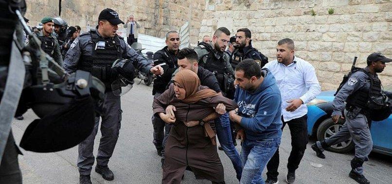 J'LEM RELIGIOUS BODY SLAMS ISRAELI VIOLENCE AT AL-AQSA
