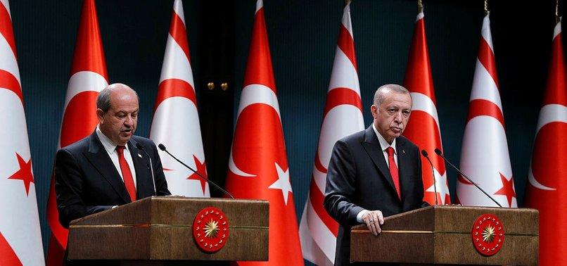 TURKEY FAVORS FAIR, PERMANENT, SUSTAINABLE SOLUTION ON CYPRUS