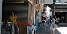 Hong Kong opens dining in shelters as residents struggle with restaurant ban