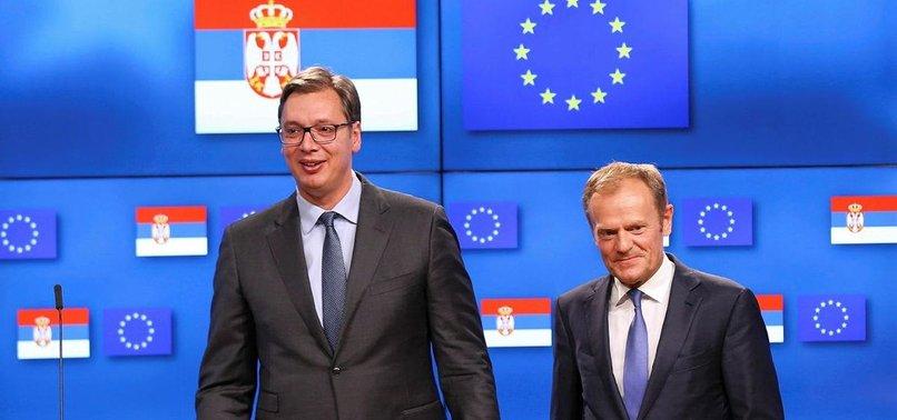 EU, SERBIA MAINTAIN MEMBERSHIP TALKS