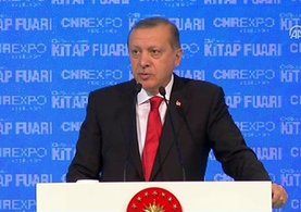 Cumhurbaşkanı Erdoğan: Diriliş dizisini anlata anlata bitiremediler