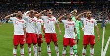 No UEFA fine for Turkey over military salute