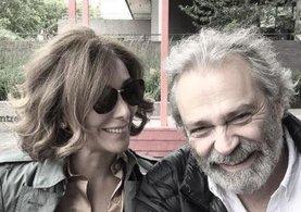 Haluk Bilginer ile sevgilisi Zerrin Tekindor komşu oldu