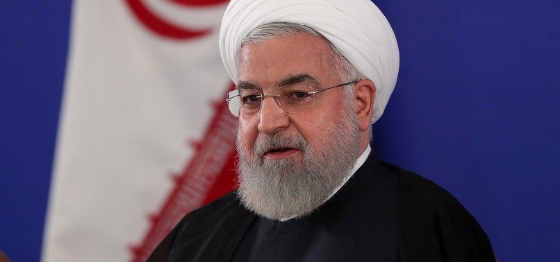 IRANS HASSAN ROUHANI CALLS DONALD TRUMP A GLOBAL AGITATOR